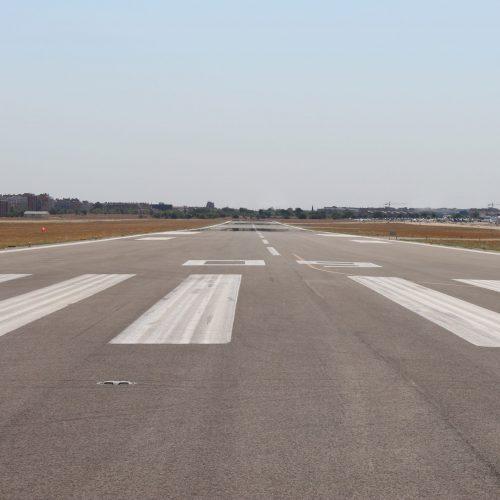 Servicios de mantenimiento de instalaciones técnicas aeropuerto de Madrid de Cuatro Vientos