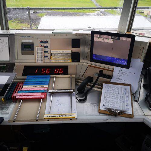 Configuración y puesta en marcha de sistemas aeronáuticos en Samoa