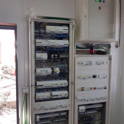 Reforma de la Instalación eléctrica del DVOR/ DME