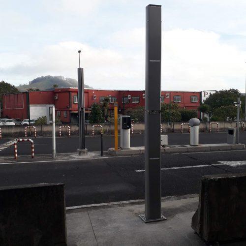 Actualización de los equipos de control parking P2 y P4